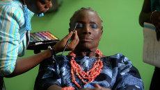 Съемки фильма в Нигерии
