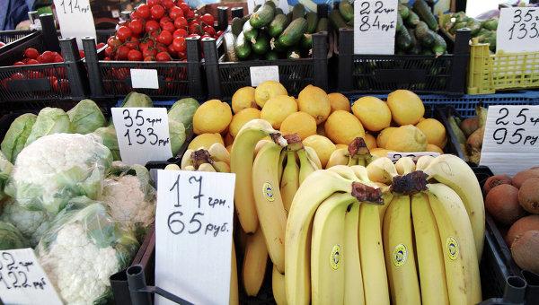 Цены на рынке в Севастополе. Архивное фото