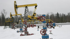Нефтяное месторождение. Архив