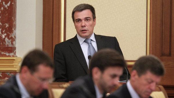 Заместитель министра экономического развития РФ Олег Савельев