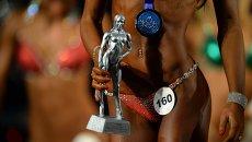 Открытый Кубок СФО по бодибилдингу, фитнесу и бодифитнесу в Новосибирске