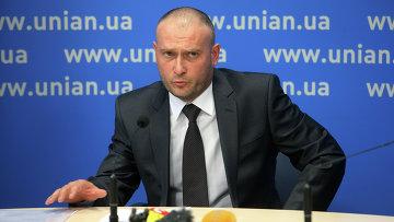 Лидер Правого сектора Дмитрий Ярош