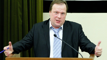 Член Общественной палаты, правозащитник Владислав Гриб. Архивное фото