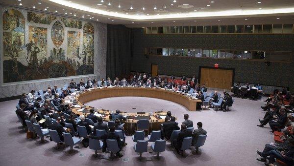 Открытое заседание Совета безопасности ООН по Украине. 13 апреля 2014