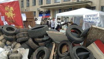 Ситуация в Краматорске