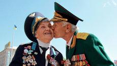 Празднование 9 мая на Украине. Архивное фото
