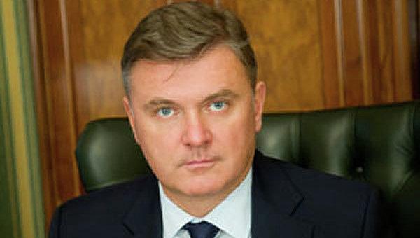 Глава нотариальной палаты Москвы Константин Корсик