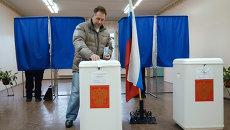 Выборы в России . Архив