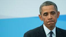 Бывший президент Соединенных Штатов Америки Барак Обама. Архивное фото