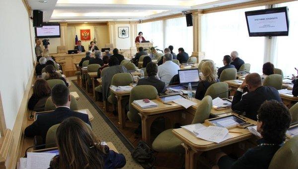 Комитет облдумы рассмотрел кандидатуры на должность томского бизнес-омбудсмена. Архивное фото