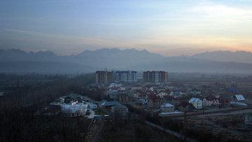 Бишкек, Кыргызстан. Архивное фото