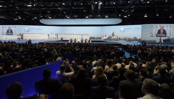 СМИ: США влияют на Берн, чтобы бизнесмены Швейцарии не приезжали на ПМЭФ