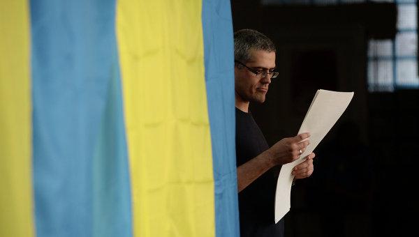 Выборы на Украине, архивное фото