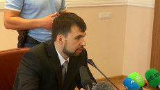 Глава ДНР Пушилин о ситуации в аэропорту Донецка, где идет бой