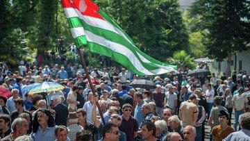Ситуация в Абхазии. Ситуация в Абхазии