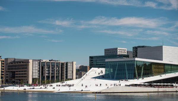 Города мира. Осло. Архивное фото.
