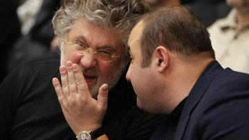 Бизнесмен Игорь Коломойский
