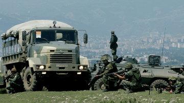 Учения НАТО  в Грузии, архивное фото