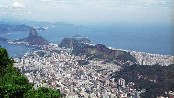 Бухта Гуанабара в Рио-де-Жанейро. Архивное фото