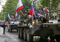 Парад Победы в Симферополе