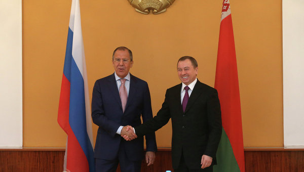 Lavrov and Makei