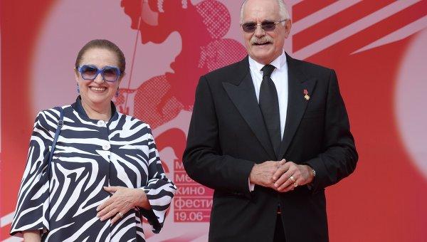 Президент Московского международного кинофестиваля Никита Михалков