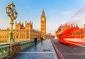Мост напротив Биг-Бена  в Лондоне
