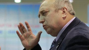 Член президиума генсовета Единой России Франц Клинцевич. Архивное фото