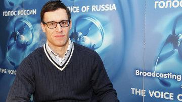 Доцент Российского Государственного Гуманитарного Университета Сергей Серегичев