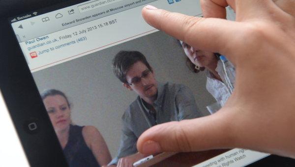 Сноуден. Архивное фото