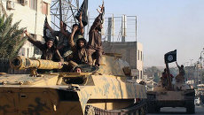 Боевики ИГИЛ. Архивное фото