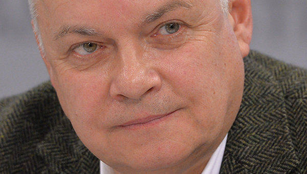 Генеральный директор ФГУП Международное информационное агентство Россия сегодня Дмитрий Киселев