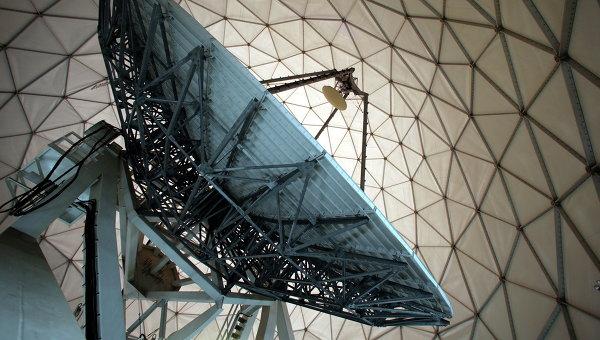 Радар БНД Германии. Архивное фото