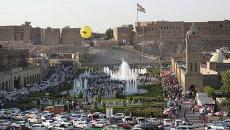 В городе Эрбиль, Ирак. Архивное фото