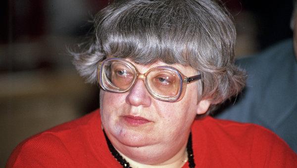 Валерия Новодворская, архивное фото