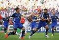Финальный матч чемпионата мира по футболу в Бразилии между сборными Аргентины и Германии