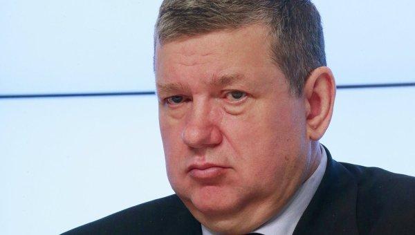 Вице-спикер Совфеда Евгений Бушмин