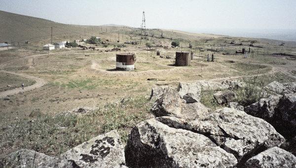 Нефтяное месторождение. Архивное фото