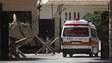 Автомобиль скорой помощи Египта. Архивное фото