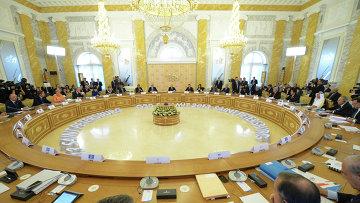 Заседание участников саммита Группы двадцати. Архивное фото
