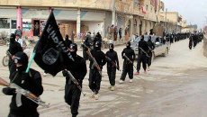 Бойцы Исламского государства Ирака и Леванта. Архивное фото