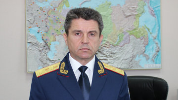 Представитель Следственного комитета России Владимир Маркин. Архивное фото