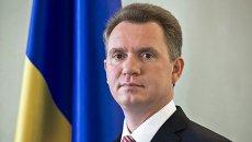 Председатель ЦИК Украины Михаил Охендовский. Архивное фото