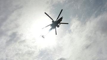 Вертолет Ми-28Н. Архивное фото