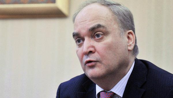 Заместитель министра обороны РФ Анатолий Антонов. Архивное фото