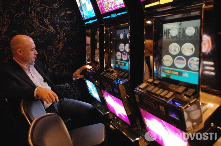 первое казино оракул