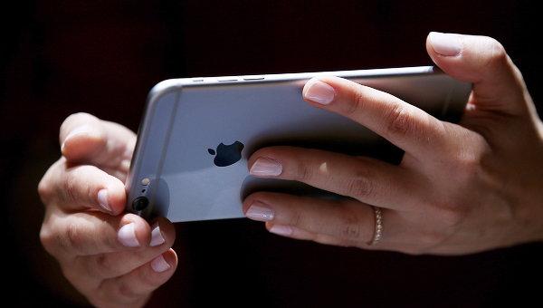 Новый айфон 6 от компании Apple