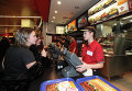 """Ресторан Burger King в торговом центре """"Европейский"""""""