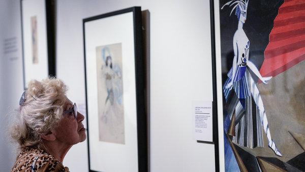 Открытие выставки Оскар Уайльд. Обри Бердслей. Взгляд из России
