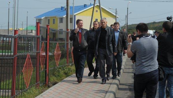 Рабочая поездка С.Иванова на Дальний Восток